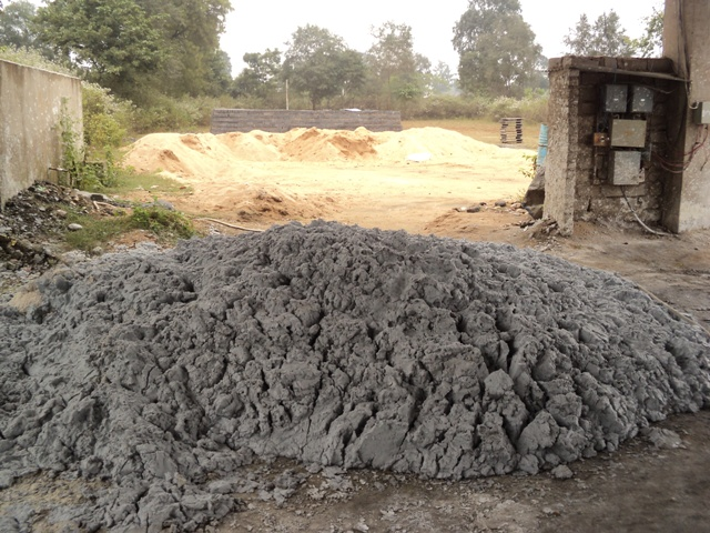 Pulverized Fuel Ash