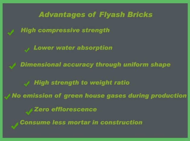 Green fly ash bricks carspart - Aac blocks vs clay bricks ...